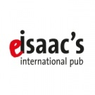 isaac's international pub Logo