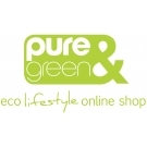 pure and green Logo