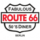 Route 66 Diner Logo