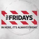 TGI Fridays Vienna Logo