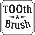 Tooth & Brush Logo