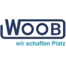 WOOB Lagerboxen Logo