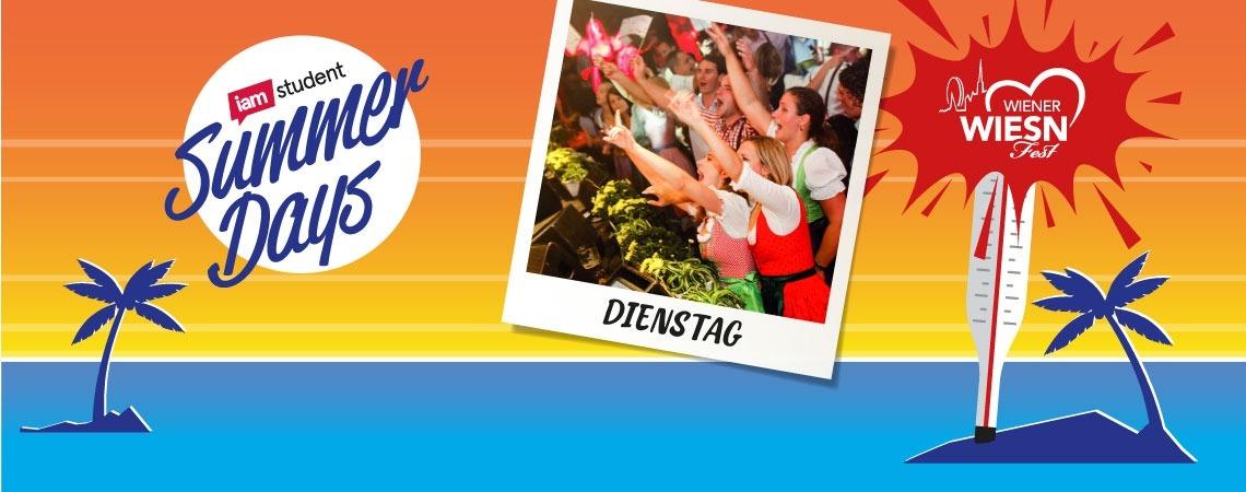 Wiener Wiesn Dienstag: Gewinne 1x4 Vorpremiere-Tickets!