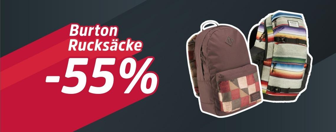 -55% auf Burton Rucksäcke