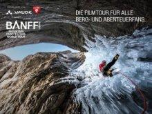 2€ Rabatt für Banff Mountain Film Festival World Tour