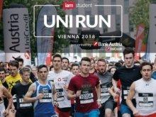 20% Gutschein für den iamstudent Vienna UNI-RUN presented by Bank Austria