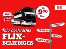 5€ Gutschein für alle IC Bus Tickets