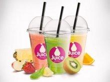 Gutschein für 1+1 gratis Juices in der JuiceFactory
