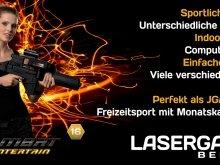 Lasergame Berlin Gutschein Foto 3