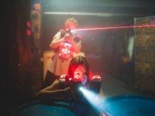 25% Gutschein auf Lasertag bei MAXX entertainment