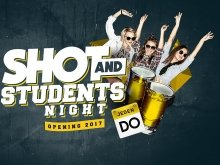 10€ Freigetränke-Gutschein für Studenten im Prater DOME