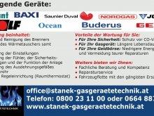 Stanek Gasgerätetechnik Gutschein Foto 1