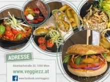 1+1 gratis Hauptmenüs bei Veggiezz