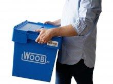 10€ Gutschein bei WOOB für einlagern