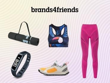 Sportliche Brands für dich und deine Friends!