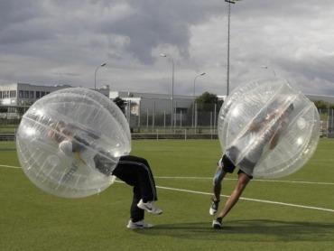 Rein in die Bubble und raus aufs Spielfeld!