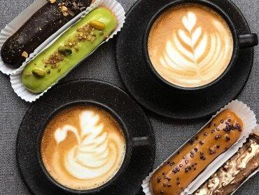 Koffeinfreuden im Doppelpack.