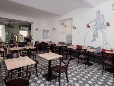 Gutschein im Café Telegraph für ein kostenloses Bier oder Spritzer
