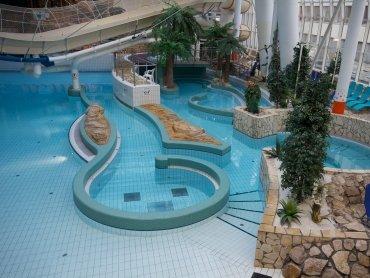 Nimm eine Auszeit im Diana Erlebnisbad!