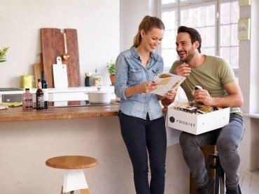 Gutschein von Foodist 25% Rabatt auf die Foodist Boxen