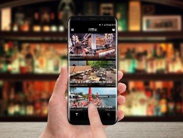 1 Monat täglich 1 gratis Getränk mit der FRYNX App