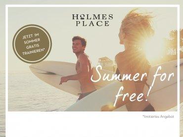 Trainiere 2 Monate gratis bei Holmes Place!