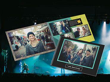 Kostbare Erinnerungen. Günstige Fotobücher.