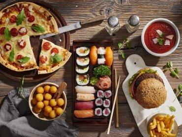 Pizza, Pasta, Salat & Co um 4€ günstiger!