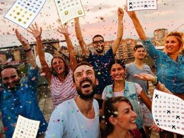 Neue Lotterie, neues Glück.