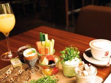 Ein guter Tag beginnt mit dem perfekten Frühstück im lutz!
