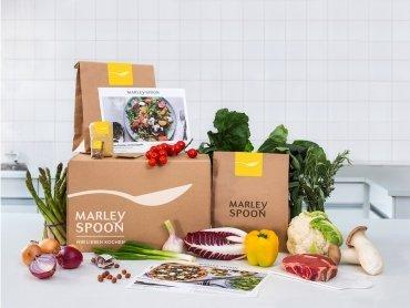 20€ Gutschein auf die nächste Kochbox bei Marley Spoon