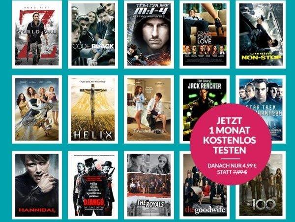 Die besten Serien und Filme!