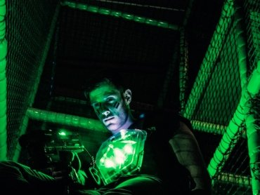 Was für ein Tag für Laser Tag!
