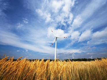 Sauberer Strom. Saubere Leistung!