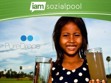 Wasser spendet Leben!