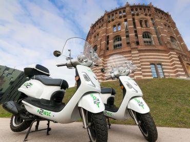 Rollersharing für urbane Flitzer!