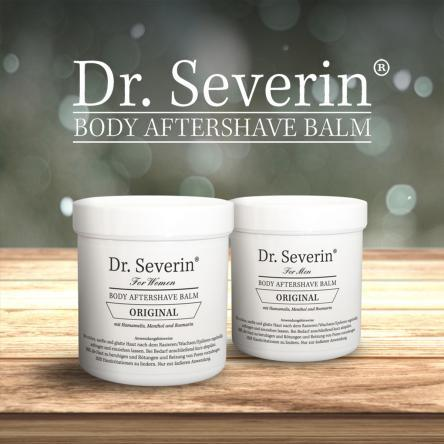 Dr. Severin - Die Kur nach der Rasur.