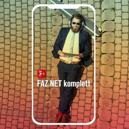Gratis FAZ.NET komplett für Studenten!