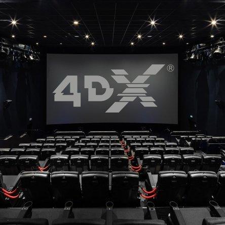 4DX Experience zu einem unfassbaren Preis!