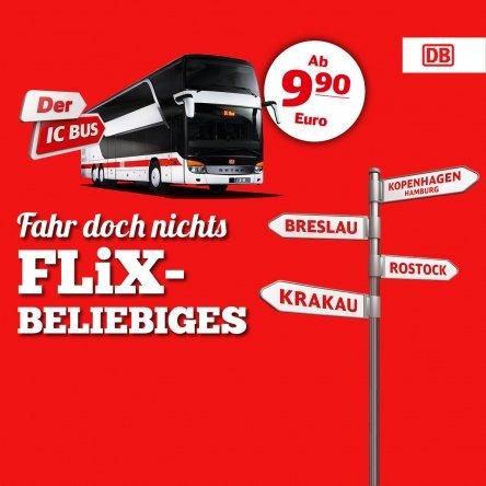 Mit dem IC Bus Europa entdecken!
