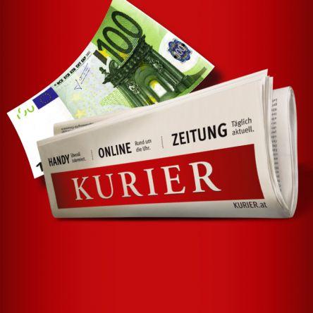 100€ Studienbeihilfe von KURIER!
