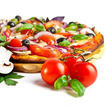 Pizza, Pasta, Sushi und mehr!