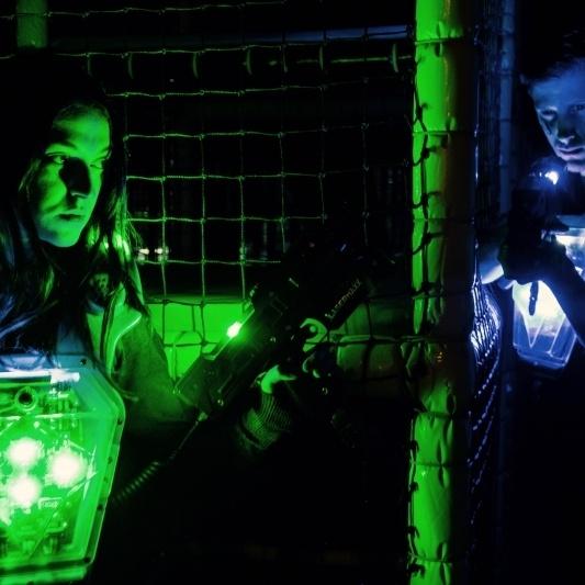 Laser frei!