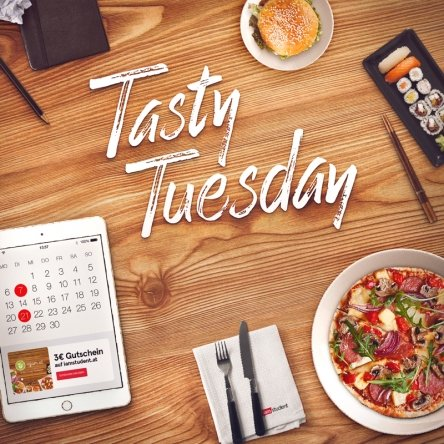 It's Tasty Tuesday Time!