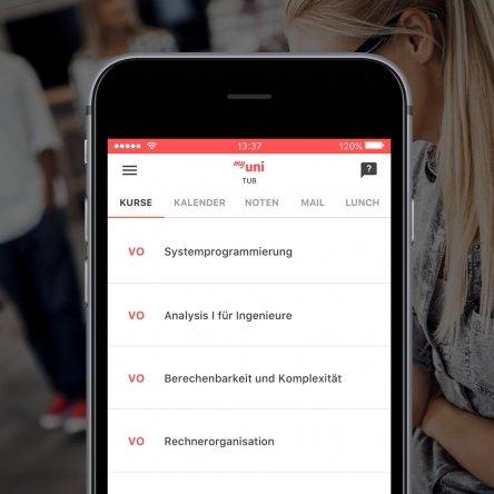 MyUni - Die App für dein Studium!