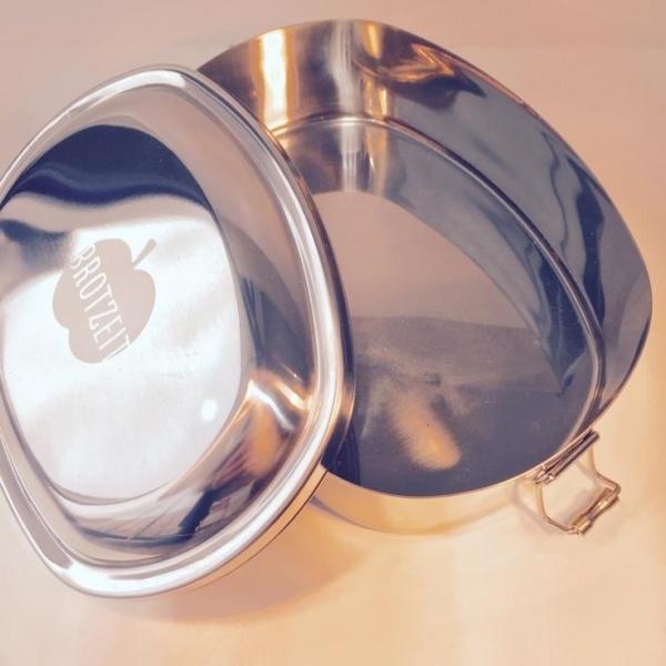 Plastikfreie Lunchboxen!