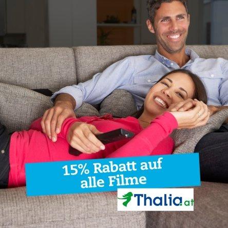 Exklusiver Thalia Gutschein für Filme.
