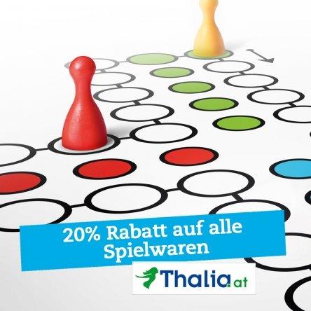 Exklusiver Thalia Gutschein für Spielwaren.