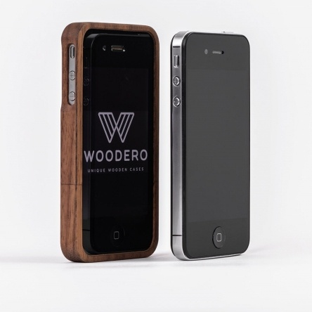 Unique wooden cases!